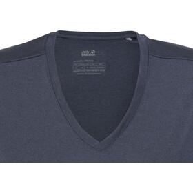 Jack Wolfskin Crosstrail T-Shirt Women midnight blue
